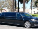 2013, Lincoln MKS, Sedan Stretch Limo, American Limousine Sales