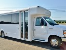 2014, Ford E-450, Mini Bus Executive Shuttle, LGE Coachworks