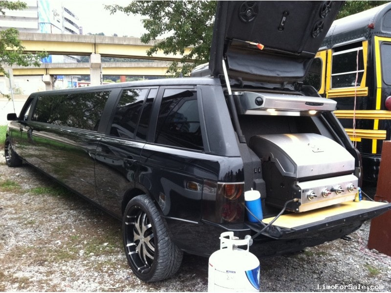 used 2003 land rover range rover sport suv stretch limo diamond coach 29 500 limo for sale. Black Bedroom Furniture Sets. Home Design Ideas