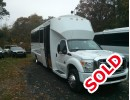 2011, Ford F-550, Mini Bus Limo, Tiffany Coachworks