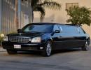 2004, Cadillac De Ville, Sedan Stretch Limo, Krystal