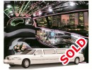 2005, Lincoln Town Car, Sedan Stretch Limo, Federal