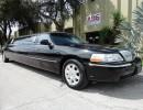2009, Lincoln Town Car, Sedan Stretch Limo, Krystal