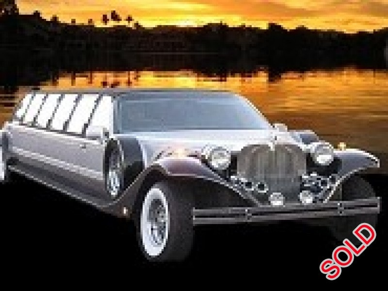 Used 1996 Lincoln Town Car Antique Classic Limo - Phoenix, Arizona ...