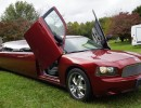2007, Dodge Charger, Sedan Stretch Limo, Royal Coach Builders
