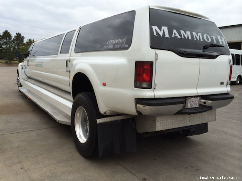 used 2007 ford f 650 suv stretch limo aurora colorado 79 900 limo for sale. Black Bedroom Furniture Sets. Home Design Ideas