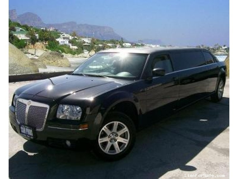 Used 2007 Chrysler 300 Sedan Stretch Limo American Limousine Sales Los Angeles California 24 995 Limo For Sale