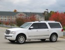 2014, Lincoln Navigator L, SUV Limo, Executive Coach Builders