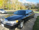 2000, Lincoln Town Car, Sedan Stretch Limo, DaBryan