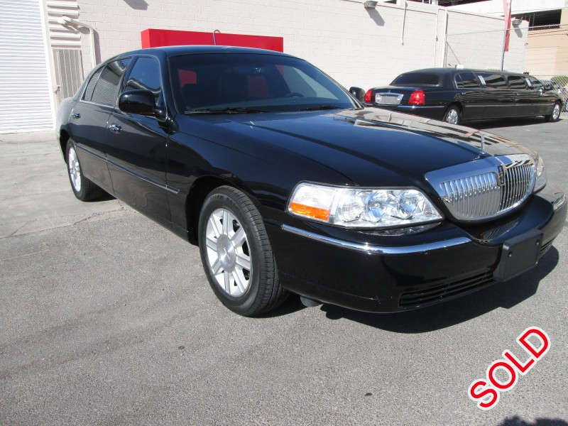 Nevada Auto Sound >> Used 2011 Lincoln Town Car L Sedan Limo - las vegas, Nevada - $28,999 - Limo For Sale