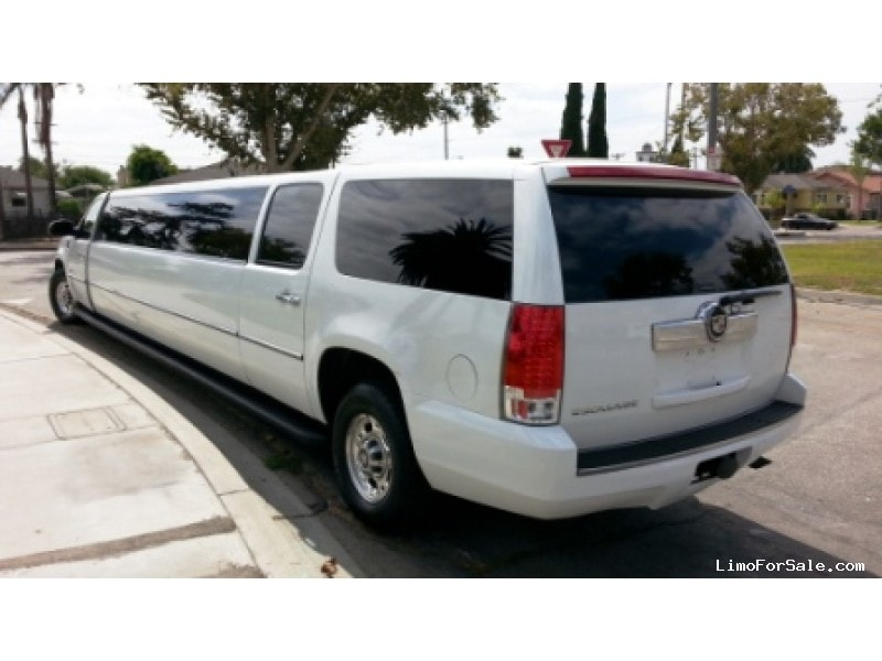 Used Yukon Denali >> Used 2007 GMC Yukon XL SUV Stretch Limo - Los angeles, California - $50,995 - Limo For Sale