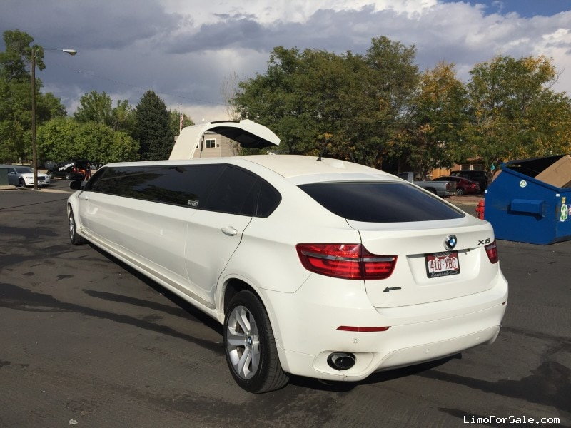 Used 2013 Bmw X6 Suv Stretch Limo Pinnacle Limousine