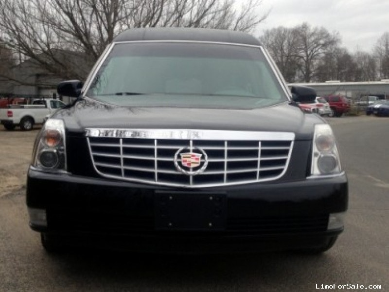 Used 2008 Cadillac DTS Funeral Hearse S&S Coach pany