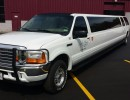 2000, Ford Excursion, SUV Stretch Limo, Pinnacle Limousine Manufacturing