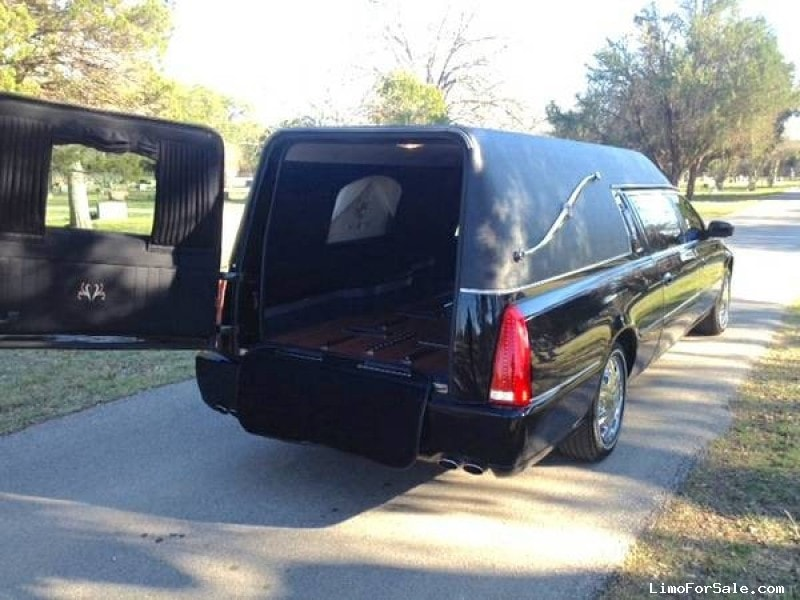 Used 2009 Cadillac DTS Funeral Hearse Federal San