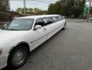 2001, Lincoln Town Car, Sedan Limo, Royale