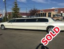 2005, Lincoln Town Car, Sedan Stretch Limo, Executive Coach Builders