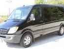 2012, Mercedes-Benz Sprinter, Van Executive Shuttle
