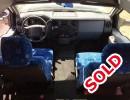 Used 2014 Ford F-550 Mini Bus Shuttle / Tour Ameritrans - Riverside, California - $79,985