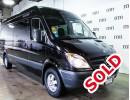 2012, Mercedes-Benz Sprinter, Van Shuttle / Tour