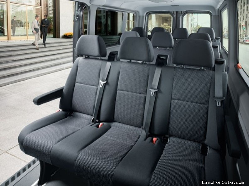 new 2012 mercedes benz sprinter van shuttle tour ny new york 29 995 limo for sale. Black Bedroom Furniture Sets. Home Design Ideas
