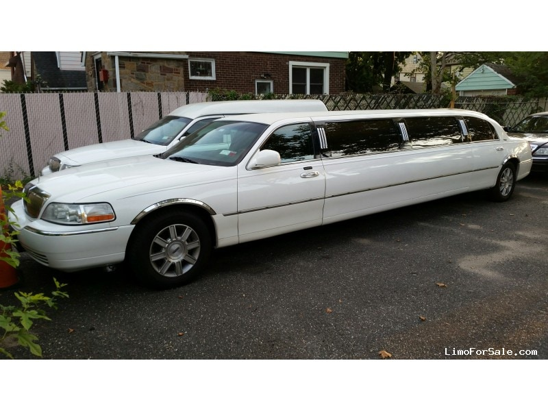 used 2007 lincoln town car l sedan stretch limo dabryan jamaica new york 18 500 limo for. Black Bedroom Furniture Sets. Home Design Ideas