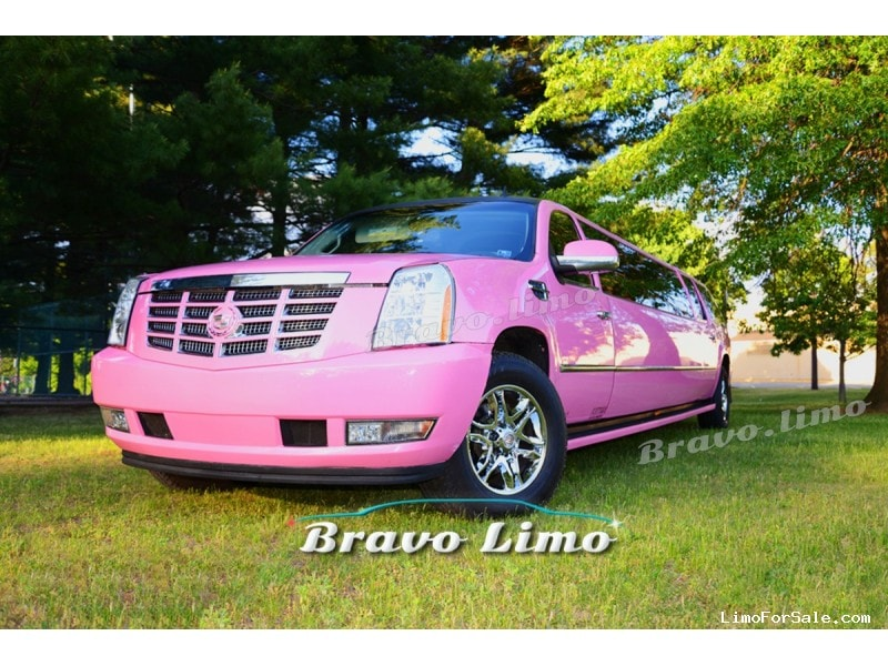 used 2007 cadillac escalade suv stretch limo paterson new jersey 45 000 limo for sale. Black Bedroom Furniture Sets. Home Design Ideas