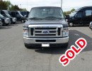 2013, Ford E-350, Van Shuttle / Tour