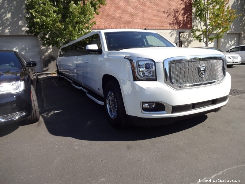 New Gmc Yukon Xl Suv Stretch Limo Specialty Conversions