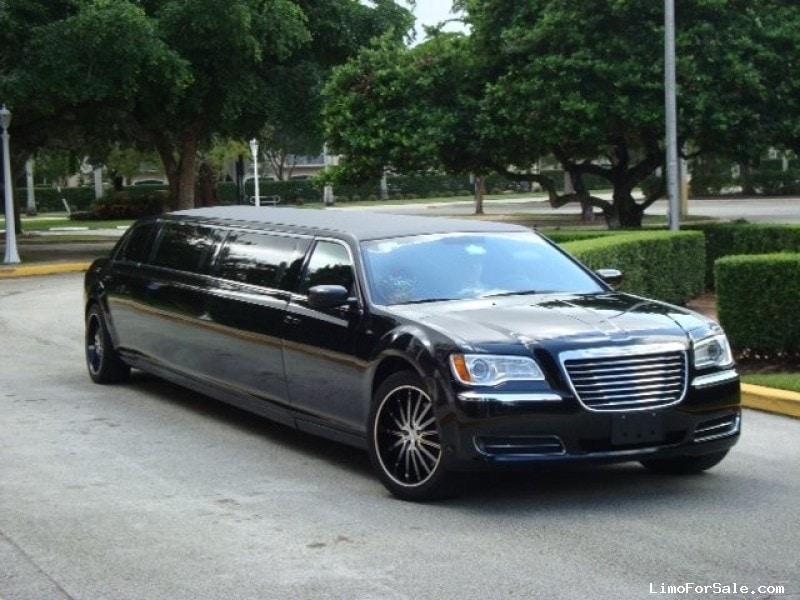 Used 2011 Chrysler 300 Sedan Stretch Limo Executive Coach Builders