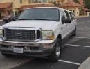 2003, Ford Excursion, SUV Stretch Limo, Tiffany Coachworks