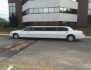2006, Lincoln Town Car, Sedan Stretch Limo, Executive Coach Builders