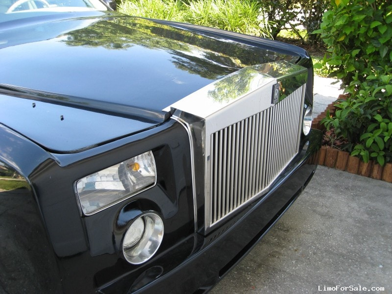 Used 2014 Rolls Royce Phantom Sedan Limo Wolf Limo