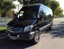 2013, Mercedes Benz Sprinter, Van Limo, Limos by Moonlight