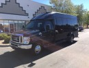 2014, Ford E-350, Van Shuttle / Tour, Turtle Top