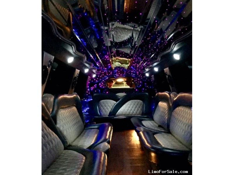 Used 2008 Cadillac Escalade Suv Stretch Limo Miami 19 500