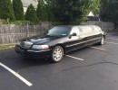 2007, Lincoln Town Car L, Sedan Stretch Limo, Royale