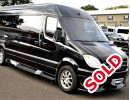 2010, Mercedes-Benz Sprinter, Van Limo, Midwest Automotive Designs