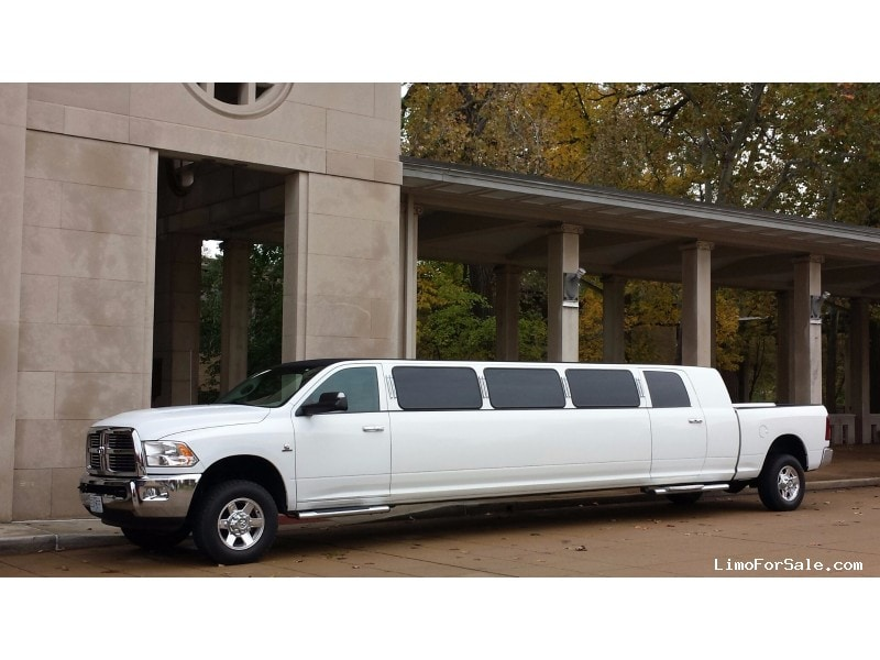Used 2011 Dodge Ram 2500 Truck Stretch Limo La Custom