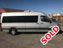 2015, Mercedes-Benz Sprinter, Mini Bus Shuttle / Tour