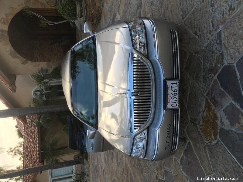 Used 2006 Lincoln Town Car Sedan Stretch Limo Krystal - San Diego, California - $16,000