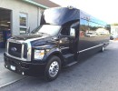 2016, Ford F-650, Mini Bus Shuttle / Tour, Tiffany Coachworks