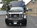 New 2016 Ford F-650 Mini Bus Shuttle / Tour Tiffany Coachworks - Oaklyn, New Jersey    - $169,880