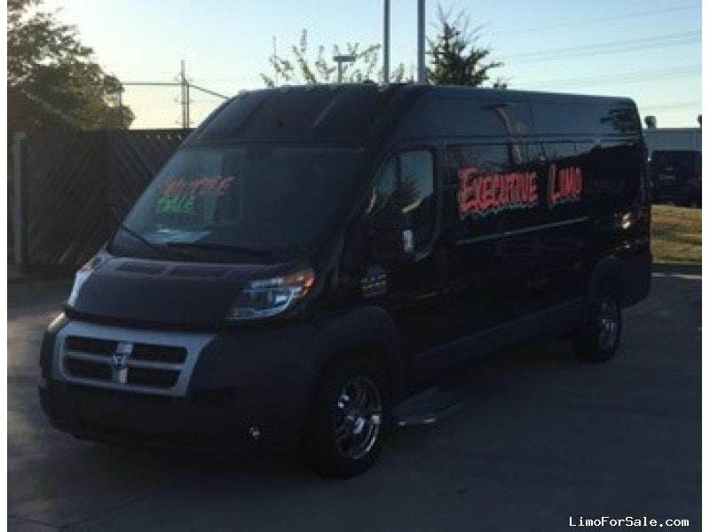 New 2016 Dodge Ram 3500 Van Limo  - Denton, Texas - $59,995