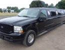 2004, Ford Excursion, SUV Stretch Limo, Springfield