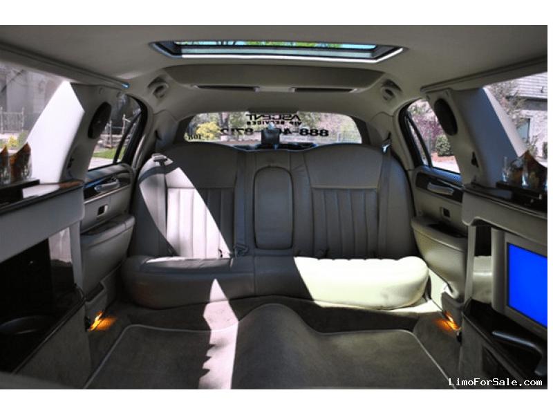 Used 2003 Lincoln Town Car Sedan Stretch Limo Tiffany Coachworks - Provo, Utah - $12,800