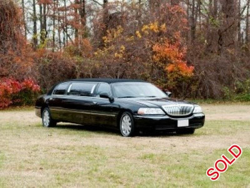 Used 2006 Lincoln Town Car Sedan Stretch Limo Krystal - Upper Marlboro, Maryland - $5,000.00