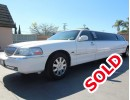 Used 2007 Lincoln Town Car Sedan Stretch Limo Krystal - Buena Park, California - $7,900