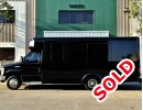 2009, Ford E-450, Mini Bus Limo, Glaval Bus
