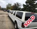2005, Ford Excursion, SUV Stretch Limo, Springfield